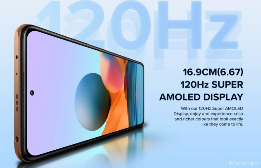 Redmi Note 10 Pro Display Refresh Rate